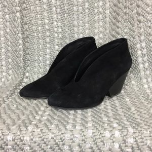 ad94a954d7a5 Eileen Fisher Shoes - Eileen Fisher Iman Cutout Wedge Booties